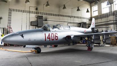 1406 - Poland - Air Force PZL TS-11 Iskra