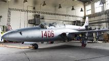 1406 - Poland - Air Force PZL TS-11 Iskra aircraft