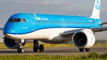PH-NXC - KLM Embraer ERJ-195-E2 aircraft