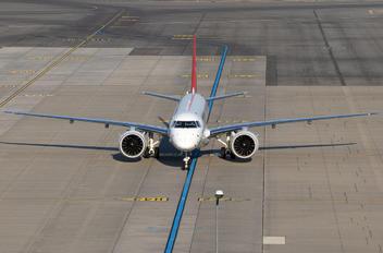 HB-AZH - Helvetic Airways Embraer ERJ-190-E2