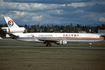 B-2172 - China Eastern Airlines McDonnell Douglas MD-11