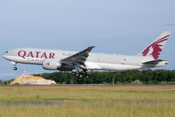 A7-BFQ - Qatar Airways Cargo Boeing 777F