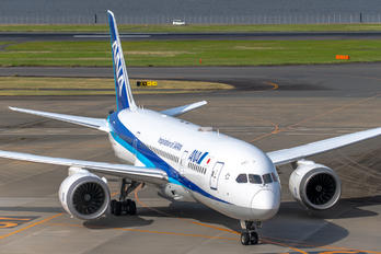 JA804A - ANA - All Nippon Airways Boeing 787-8 Dreamliner