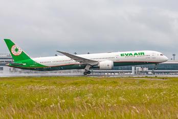 B-17805 - Eva Air Boeing 787-10 Dreamliner