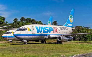 PP-SMB - VASP Boeing 727-200F
