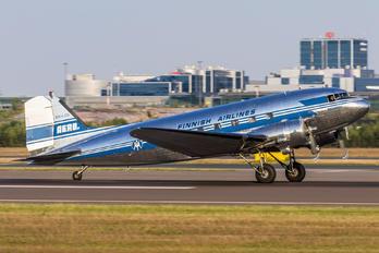 OH-LCH - Aero - Finnish Airlines (Airveteran) Douglas DC-3