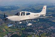 HB-KHG - Private Cirrus SR22 aircraft