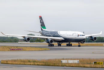 5A-ONE - Libya - Government Airbus A340-200