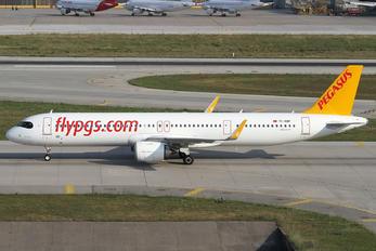 TC-RBF - Pegasus Airbus A321 NEO