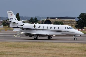 OE-GTE - Private Cessna 560XL Citation XLS