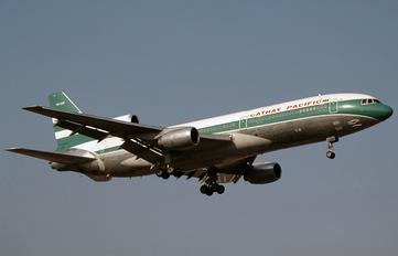 VR-HOF - Cathay Pacific Lockheed L-1011-1 Tristar