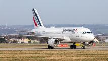 F-GRXB - Air France Airbus A319 aircraft