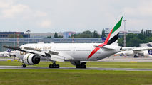A6-ENA - Emirates Airlines Boeing 777-300ER aircraft