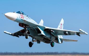 55 - Russia - Air Force Sukhoi Su-27SM3