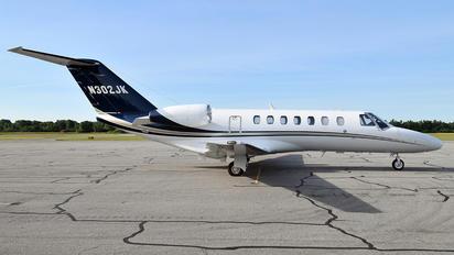 N302JK - Private Cessna 525B Citation CJ3