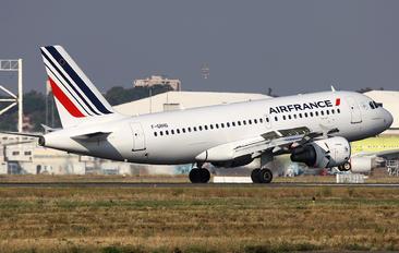 F-GRHG - Air France Airbus A319