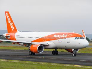 HB-JXL - easyJet Switzerland Airbus A320