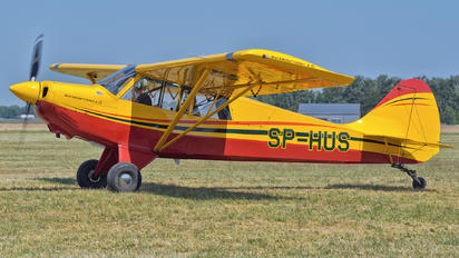 SP-HUS - Private Aviat A-1 Husky