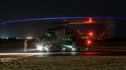 720 - Hungary - Air Force Mil Mi-24V