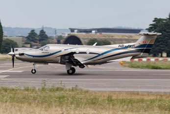 HB-FXG - Private Pilatus PC-12