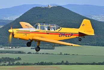 OM-LLP - Aeroklub Prešov Zlín Aircraft Z-226 (all models)