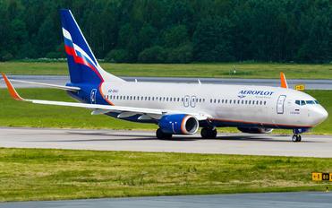 VQ-BVU - Rossiya Boeing 737-800