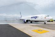 HP-1715CMP - Wingo Boeing 737-800 aircraft