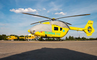 EC-MOR - Eliance Airbus Helicopters H145