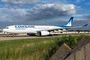 F-HJAZ - Corsair / Corsair Intl Airbus A330-300 aircraft
