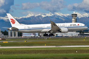 B-1467 - Air China Boeing 787-9 Dreamliner