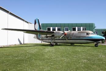 D-AELL - WDL Fokker F27