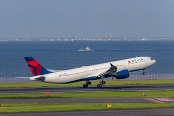 N407DX - Delta Air Lines Airbus A330-900