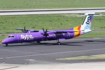 G-PRPG - Flybe de Havilland Canada DHC-8-402Q Dash 8