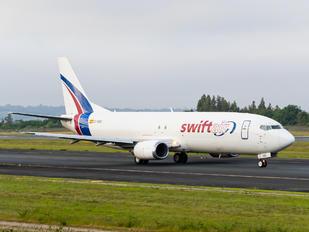 EC-MIE - Swift Air Boeing 737-400F