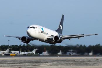 XA-MCF - TUM AeroCarga Boeing 737-300QC
