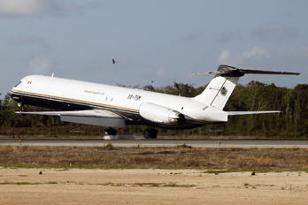 XA-TSM - Aeronaves TSM McDonnell Douglas MD-83