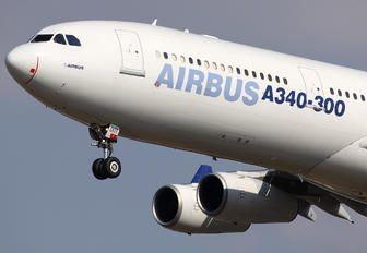 F-WWAI - Airbus Industrie Airbus A340-300