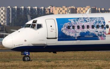 9A-CDB - Dubrovnik Airline McDonnell Douglas MD-83