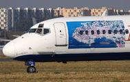 9A-CDB - Dubrovnik Airline McDonnell Douglas MD-83 aircraft