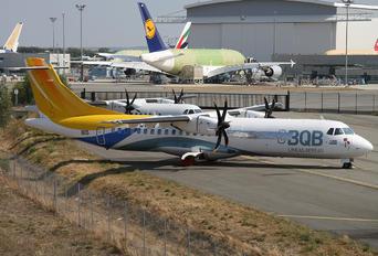 F-WWEQ - BQB Lineas Aereas ATR 72 (all models)