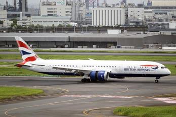 G-ZBKF - British Airways Boeing 787-9 Dreamliner