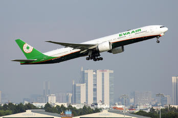 B-16736 - Eva Air Boeing 777-300ER
