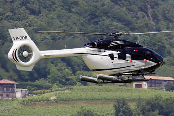 VP-CDR - Private Airbus Helicopters EC145 T2