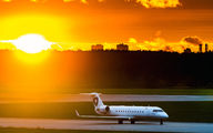 RA-67230 - Severstal Bombardier CRJ-200LR aircraft