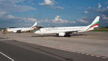 LZ-SOF - Bulgaria Air Embraer ERJ-190 (190-100) aircraft