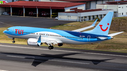 PH-TFP - TUI Airlines Netherlands Boeing 737-8 MAX