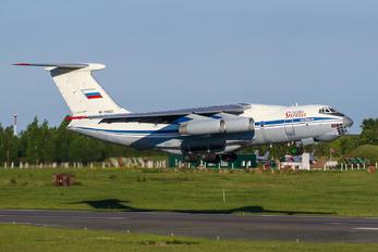 RF-78837 - Russia - Air Force Ilyushin Il-76 (all models)