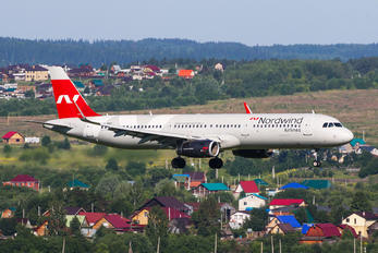 VQ-BRT - Nordwind Airlines Airbus A321