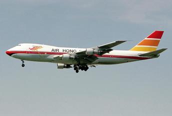 VR-HKM - Air Hong Kong Boeing 747-100