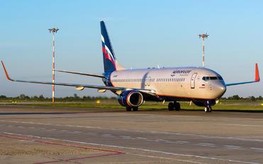 VP-BPF - Aeroflot Boeing 737-800